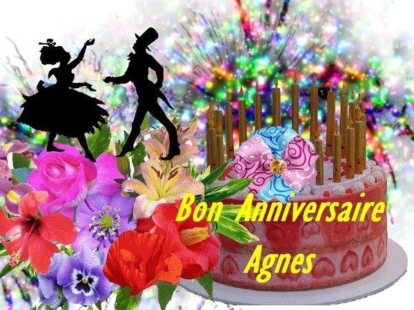 Bon Anniversaire Agnes Centerblog